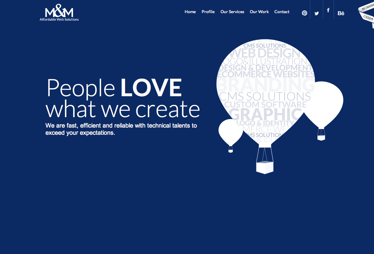 M&M Web Solutions