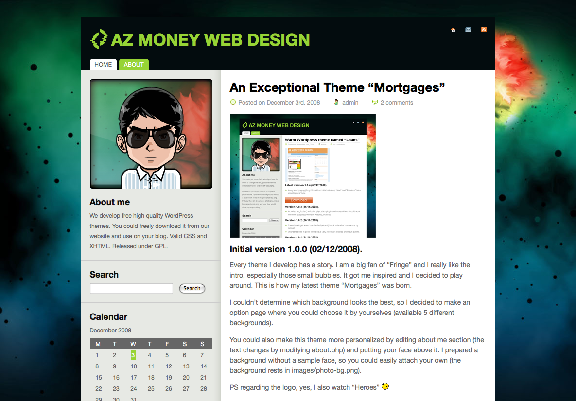 AZ Money Web Design