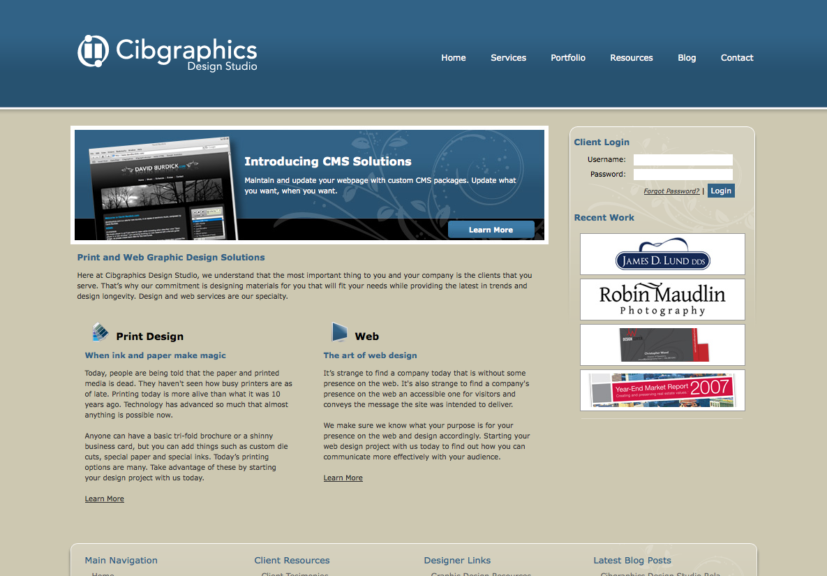 Cibgraphics Design Studio