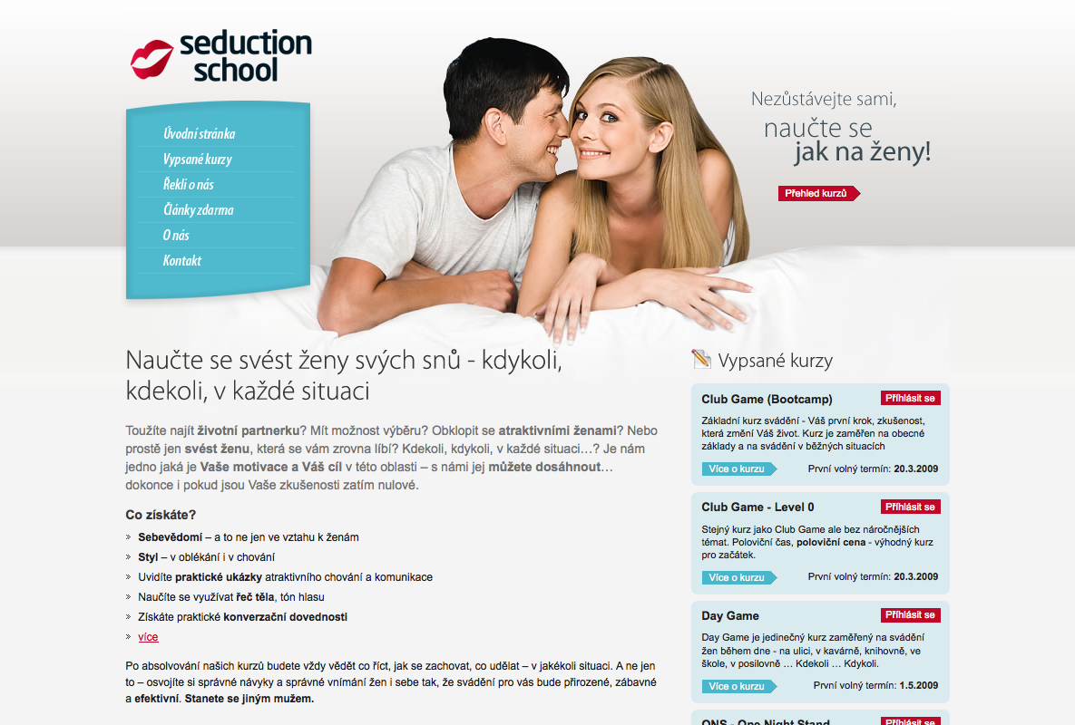 Seduction School